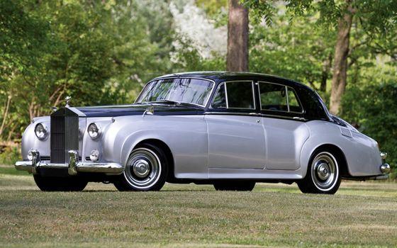 Photo free Rolls Royce, Retro, Classic