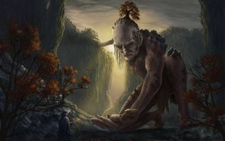Photo free fantasy, monster, art