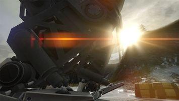 Бесплатные фото робот,железо,нога,солнце