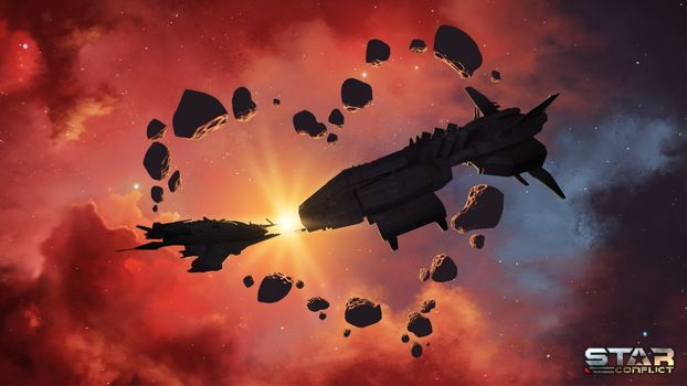 Photo free MMO SPACE ACTION, online game, MMO