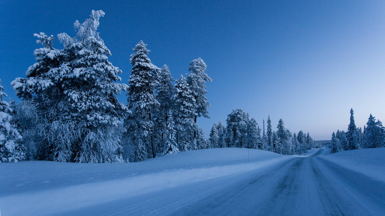 Обои На Стол Зима Природа
