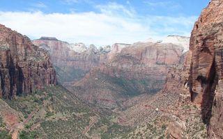 Бесплатные фото горы,скалы,камни,дорога,серпантин,небо