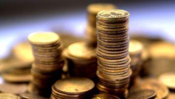Бесплатные фото монеты,копейки,металл,мелочь,стопки