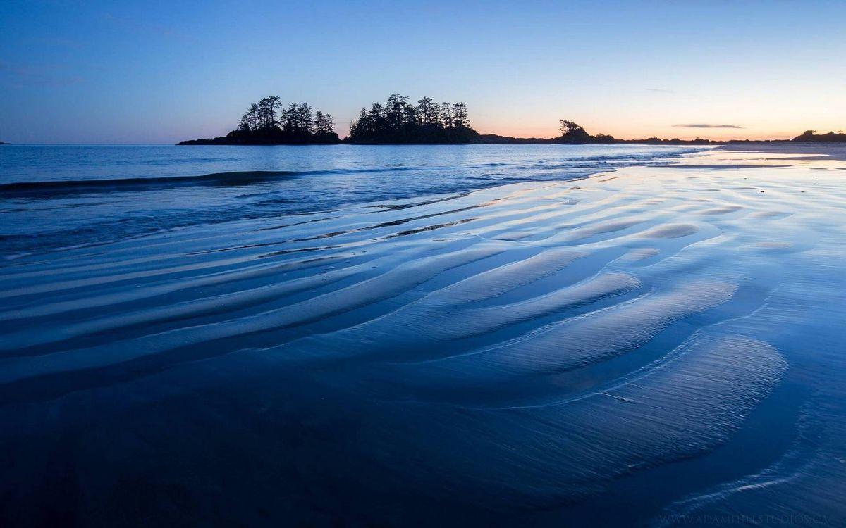 Фото бесплатно берег реки, пляж - на рабочий стол