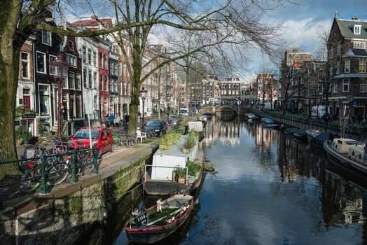 Gallery photo capital and largest city of the netherlands, amsterdam