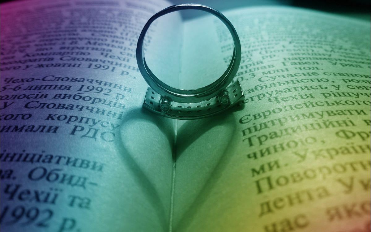 Фото бесплатно книга, листы, буквы - на рабочий стол