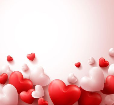 Photo free Valentine day, inflatable hearts, valentines