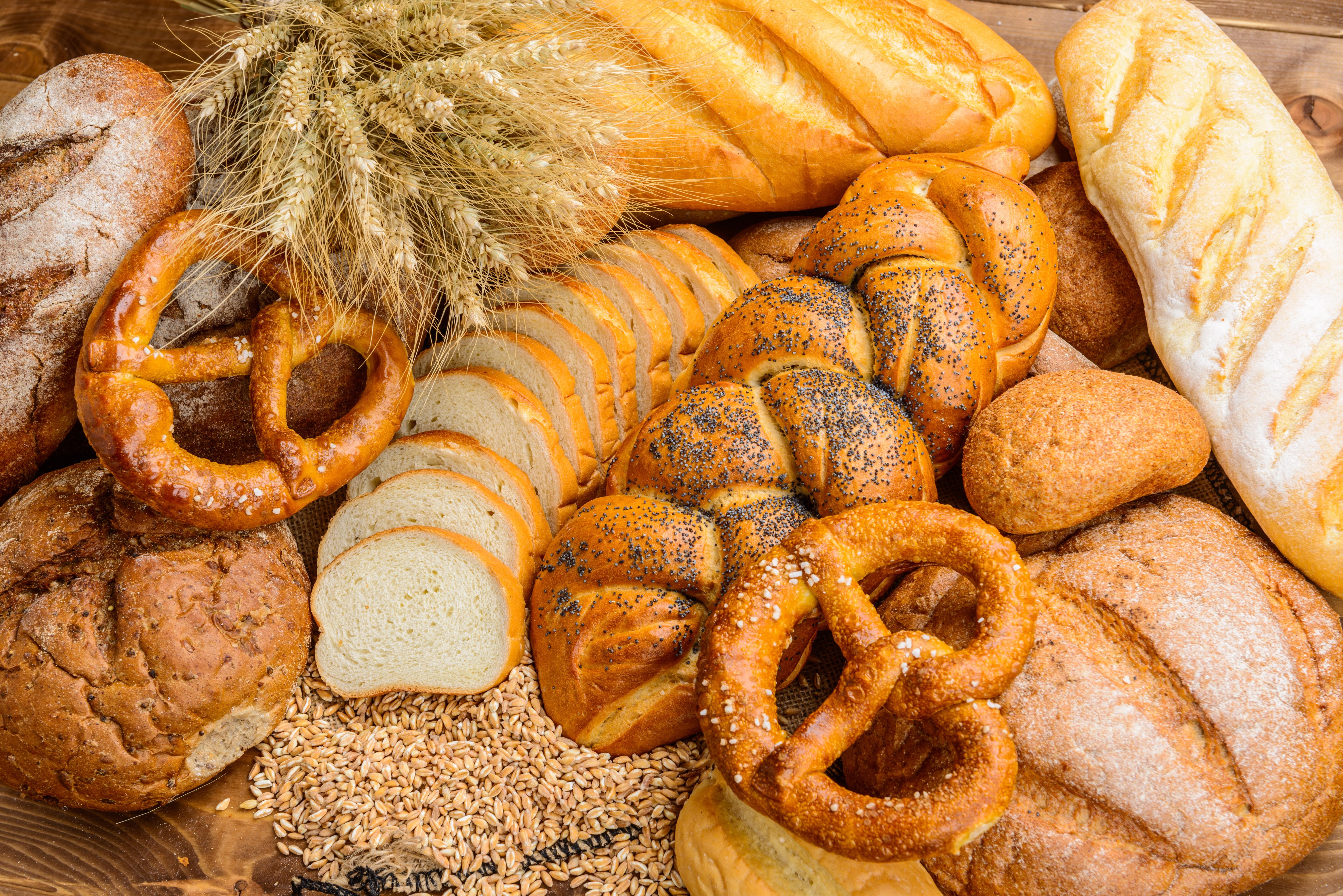 еда хлеб  № 2154367  скачать