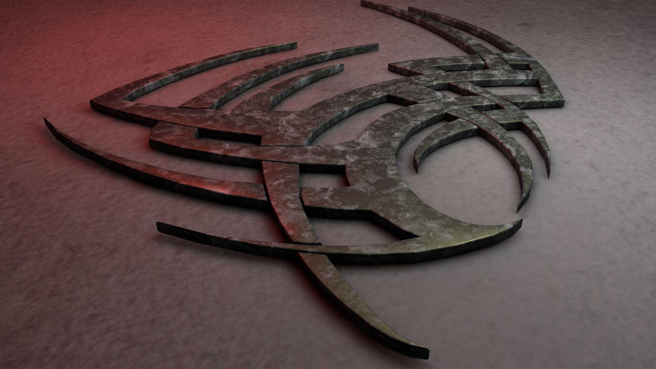 Фото бесплатно арт, моделирование, абстракция - на рабочий стол