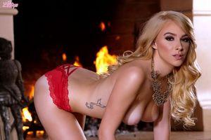 Бесплатные фото Penelope Lynn,красотка,девушка,модель,голая,голая девушка,обнаженная девушка