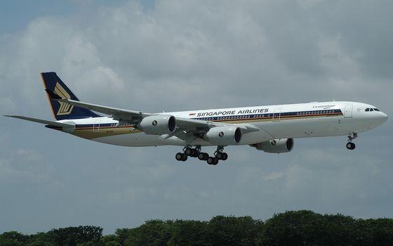 Photo free tail, landing gear, passenger