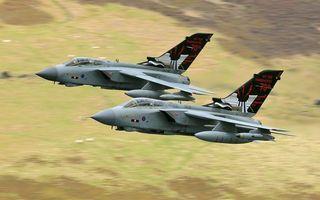 Фото бесплатно самолеты, истребители, крылья, вооружение, полет, скорость