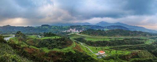 Фото бесплатно Ла Арболеда, Испания, горы