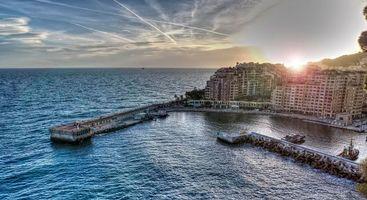Фото бесплатно Monaco, море, город
