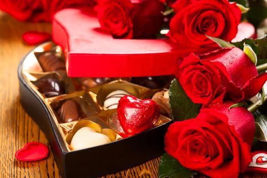 Красивые обои день влюбленных, день святого валентина
