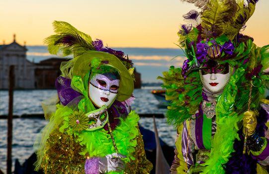 Фото бесплатно карнавал в венеции, наряды, стиль