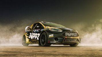 Фото бесплатно Rally Cross, Ford, спорткар