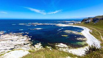Бесплатные фото берег моря