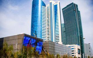 Фото бесплатно панелей, небоскребы, здания