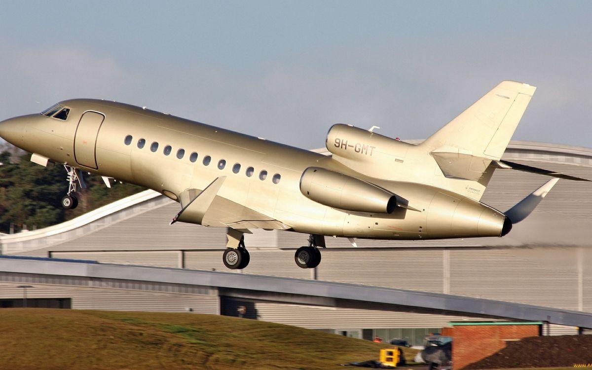Фото бесплатно самолет, взлет, крылья - на рабочий стол