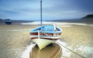 Photo free shore, sand, puddles
