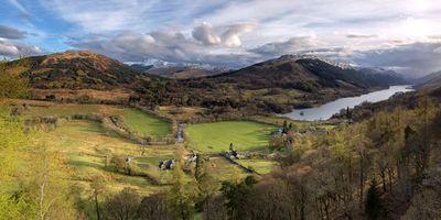Заставки Balquidder in Strathyre, Scotland, Шотландия