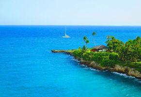 Photo free Dominican Republic, sea, coast