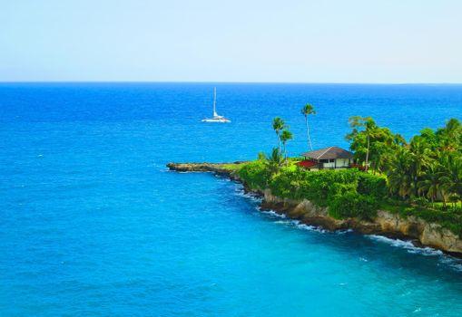 Фото бесплатно Доминиканская Республика, море, берег