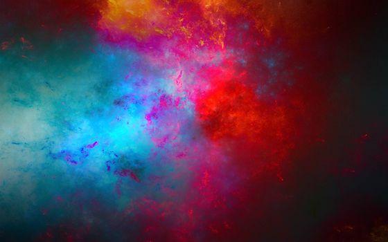 Бесплатные фото космос,туманность