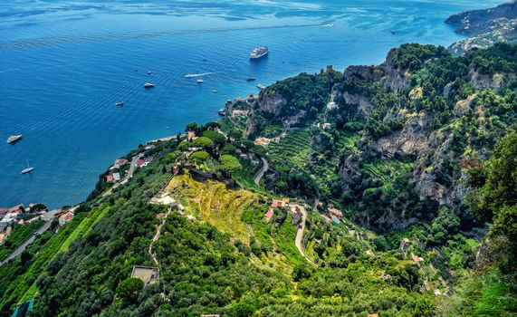 Photo free Villa Cimbrone, Ravello, Amalfi Coast