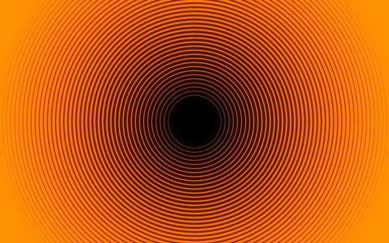 Фото бесплатно Черная точка, круги, гипноз