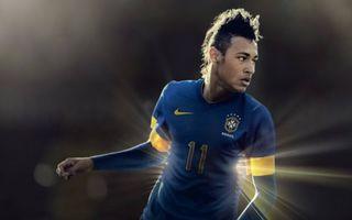 Фото бесплатно футболист, Неймар, Бразилия