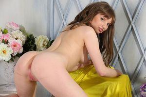 Заставки Vivian, красотка, девушка, модель, голая, голая девушка, обнаженная девушка