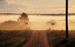 Бесплатные фото дорога,переезд,железная дорога