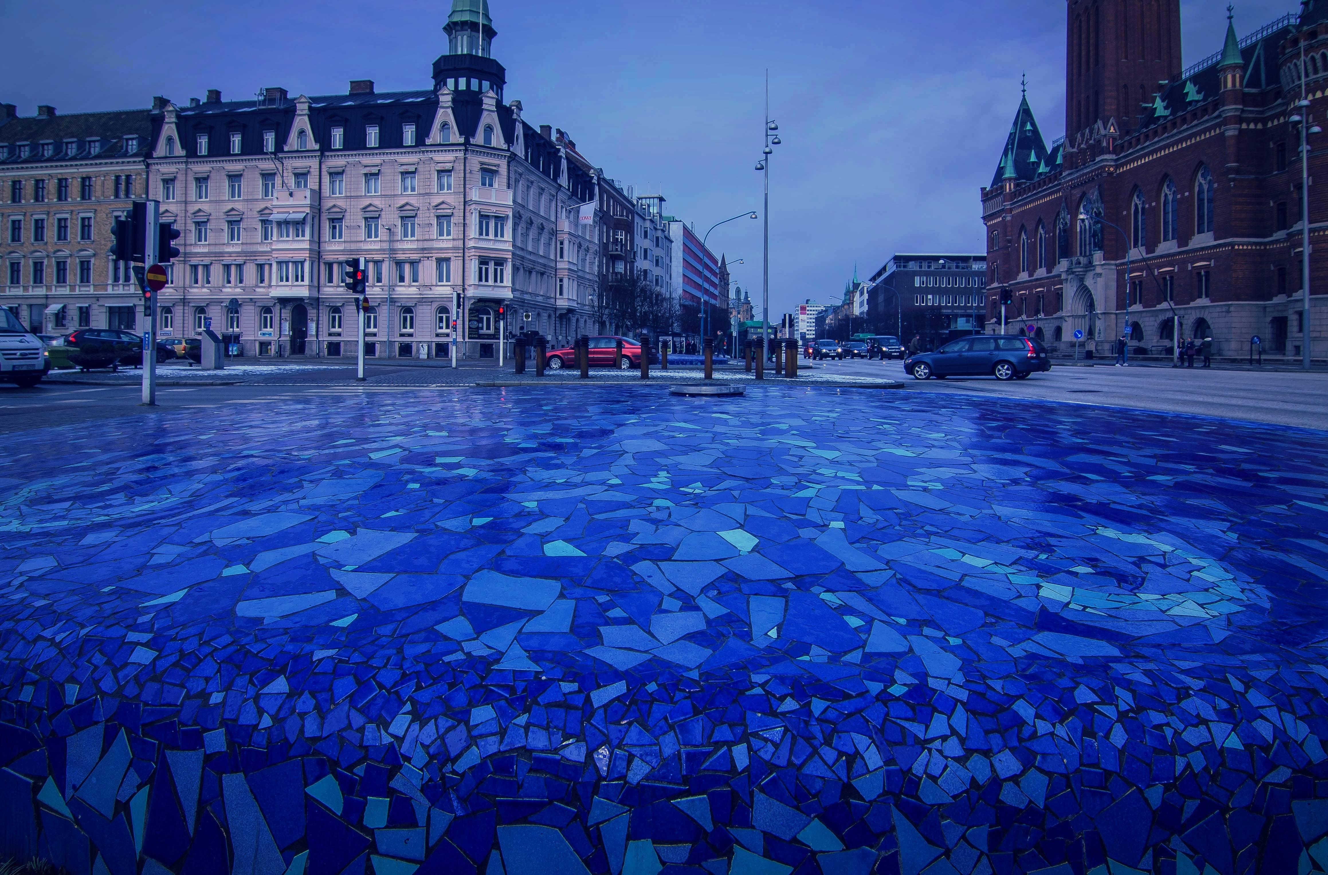 Helsingborg, Sweden, город