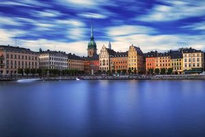 See pictures on the theme of city, sweden