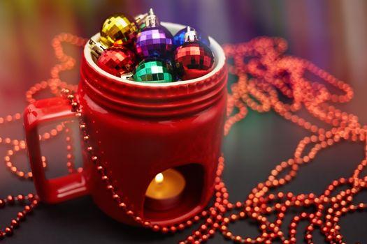 Заставки Новый Год, Рождество, иллюминация