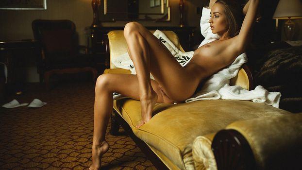Бесплатные фото девушка,голая,поза
