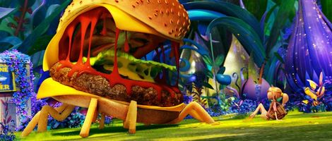 Бесплатные фото Облачно 2 Месть ГМО,Cloudy with a Chance of Meatballs 2,мультфильм,фэнтези,комедия,семейный