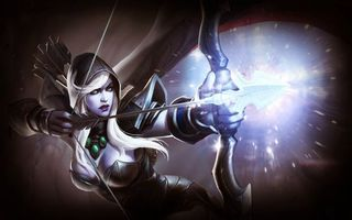 Фото бесплатно онлайн игра, Dota2, героиня