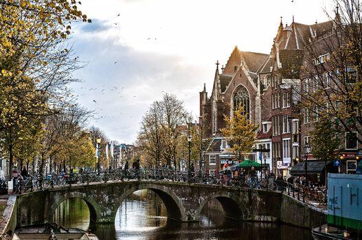 Заставки Amsterdam, Амстердам, столица и крупнейший город Нидерландов