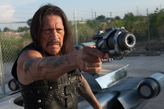 Photo free Machete kills, a movie, a shot from the film