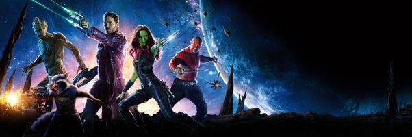 Бесплатные фото Стражи Галактики,фантастика,боевик,приключения,фильм,постер фильма