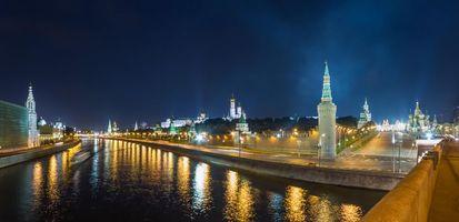 Фото бесплатно Московский Кремль, Россия, Москва