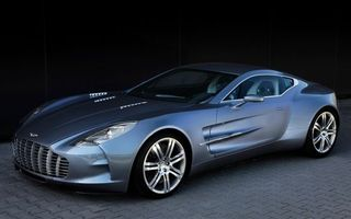 Photo free Aston martin, sports car, lights