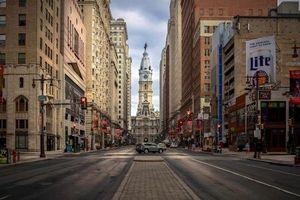 Photo free Philadelphia, USA, city