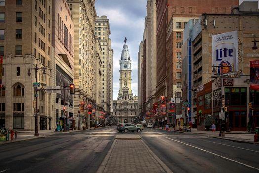 Фото бесплатно Филадельфия, США, город