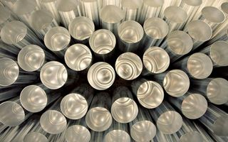 Photo free product, metal, cylinders