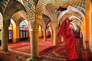 Фото бесплатно Мескита, римско-католический собор, Кордовская мечеть