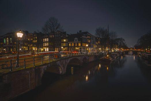 Скачать картинку нидерланды, амстердам для рабочего стола бесплатно